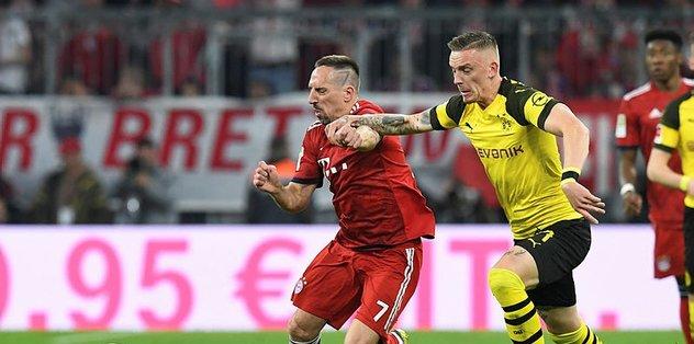 Bayern Münih liderliği aldı