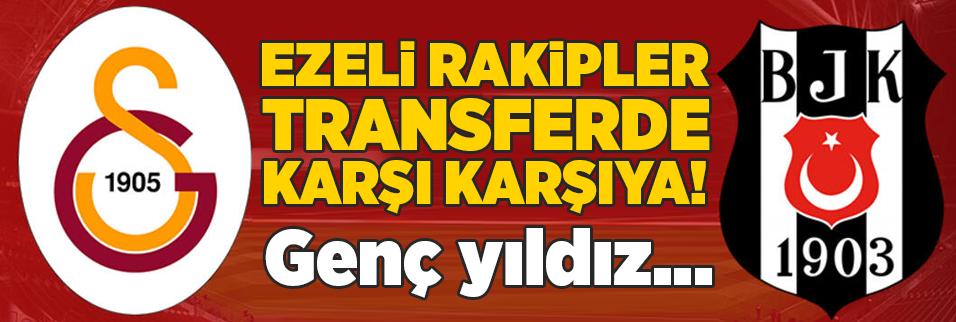 galatasaray ve besiktas transferde karsi karsiya genc yildiz 1597056636282 - Beşiktaş transferde ibreyi değiştirdi! Orta sahanın yeni dinamosu...