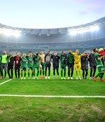 Timsah Süper Lig yolunda zorlu virajda