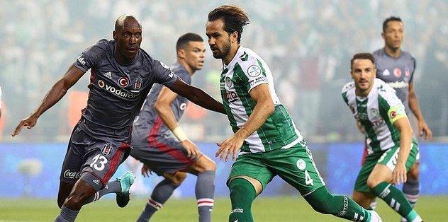 Beşiktaş'ın rakibi Konyaspor