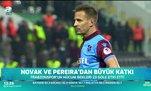 Novak ve Pereira'dan büyük katkı