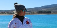 Turkish world record holder to dive in Antarctica
