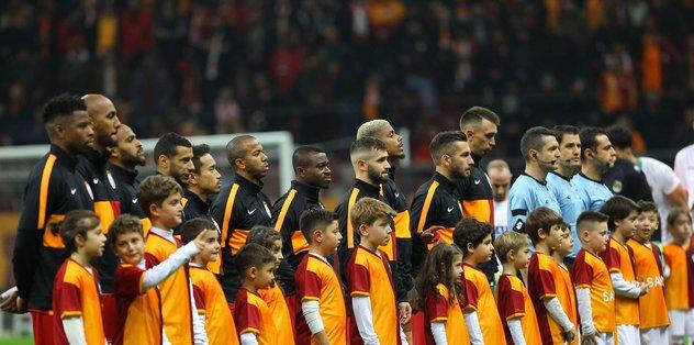 Galatasaray'da Steven Nzonzi kadro dışı!