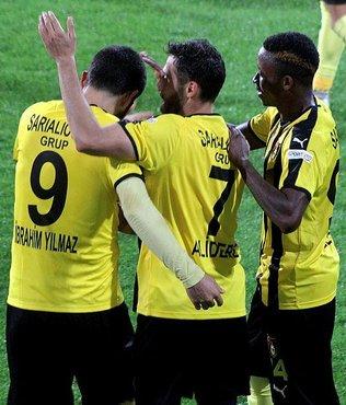 İstanbulspor, sahasında Giresunspor'u 3-1 yendi