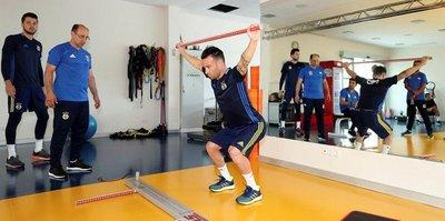 Fenerbahçe'de mesai sürüyor