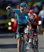 Fransa Bisiklet Turu'nda 15 etabı Cort Nielsen kazandı