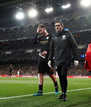 Manchester City'de sakatlanan Laporte 3-4 hafta oynayamayacak