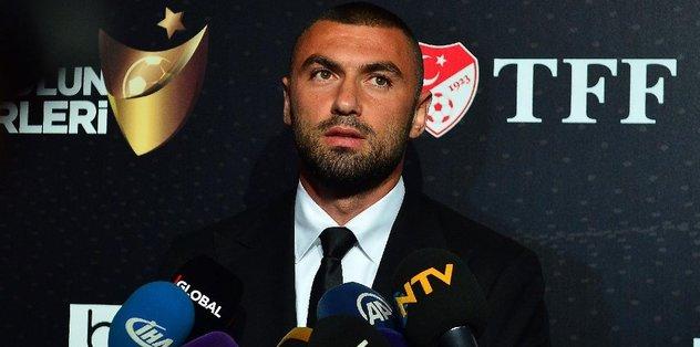 Forma numarası belli oldu! Burak Yılmaz'dan Zeki'ye teşekkür - Fransa Ligue 1 -