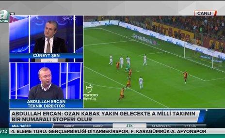 """""""Ozan Kabak yakın gelecekte A Milli takımın bir numaralı stoperi olur"""""""