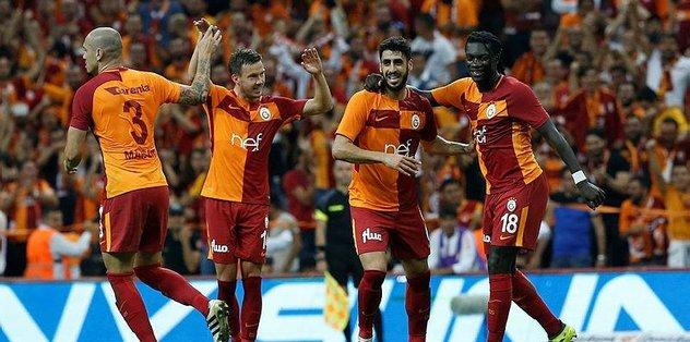 Galatasaray'dan milli takımlara 9 futbolcu