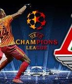Galatasaray - Lokomotiv Moskova | CANLI