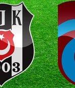 Beşiktaş'tan Trabzonspor'a tebrik