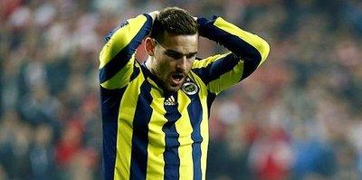 Fenerbahçe'nin yıldızı sakatlandı!