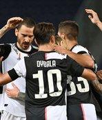 Juventus ilk yarıda fişi çekti!