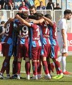 Bugsaşspor - Trabzonspor: 0-2