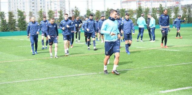 Medipol Başakşehir Çaykur Rizespor maçı hazırlıklarına başladı