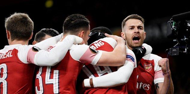 MAÇ SONUCU l Arsenal 3 - 1 Rennes l ÖZET