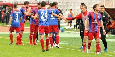 Adanaspor yıkıldı