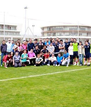 Antalyaspor'un özel konukları