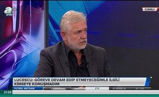 Gürcan Bilgiç: Sezon sonuna kadar Lucescu'nun Fenerbahçe'yi çalıştırmasını isterim
