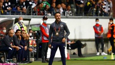 """Son dakika spor haberi: Frankfurt Fenerbahçe maçı sonrası Vitor Pereira'dan penaltı sözleri! """"Dimitris Pelkas..."""""""