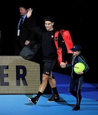 Federere ATP'de ilk galibiyetini aldı