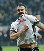 Beşiktaş'ta flaş Negredo gelişmesi!