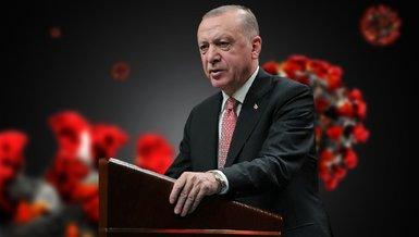 Son dakika: Başkan Recep Tayyip Erdoğan açıkladı! Sokağa çıkma yasağı kalktı mı? 1 Temmuz sonrası kısıtlamalar bitiyor mu?