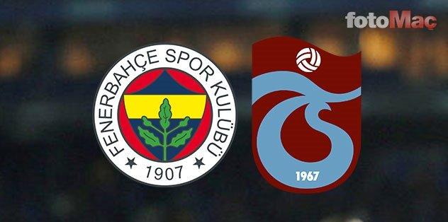 Fenerbahçe İstanbul'a getirmişti Trabzonspor kapıyor!