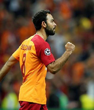Galatasaray'da Selçuk İnan Akhisar kadrosunda yok