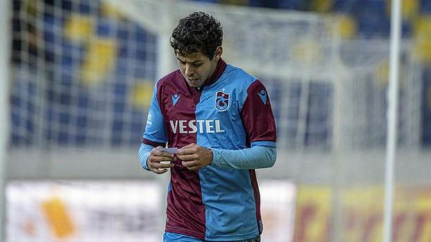 Son dakika: Trabzonspor Guilherme ile yollarını ayırdı #