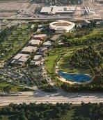İşte David Beckham'ın 'futbol cenneti'