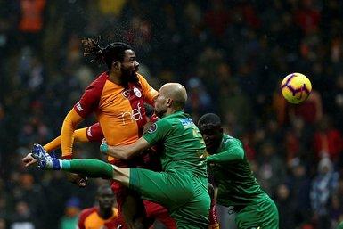 Galatasaray'dan Luyindama için Standard Liege'e teklif!