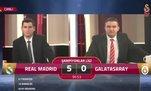 GS TV spikerinden şok sözler: 5-0'a razıydık!
