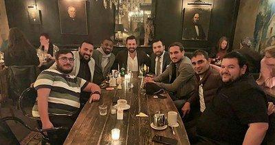 Abou Diaby'den Yusuf Yazıcı'ya destek