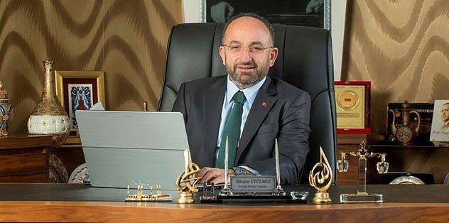 Kocaelispor'da yeni başkan Üzülmez oldu