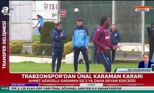 """Zeki Uzundurukan: """"Abdülkadir Ömür ve Yusuf Yazıcı Trabzonspor'da kalacak"""""""