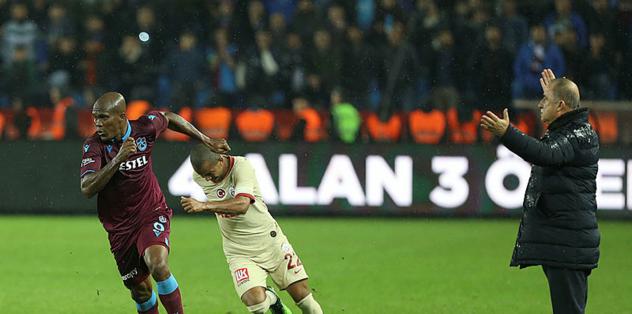 Trabzon kaçamıyor