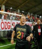 """Fatih Terim: """"Hayalim Şampiyonlar Ligi'nde..."""""""