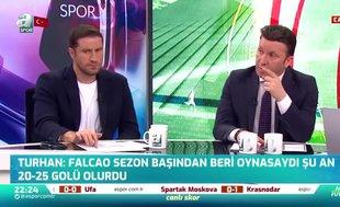 Evren Turhan: Galatasaray Beşiktaş'ı yenerse şampiyon olur