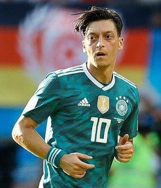 Mesut Ozil sparks racism debate in Germany