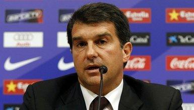 Son dakika spor haberleri: Barcelona'nın yeni başkanı Joan Laporta!