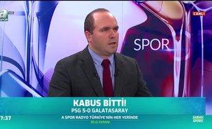 Savaş Çorlu: Mutlaka futbolcular ile Fatih Terim arasında bir sıkıntı var