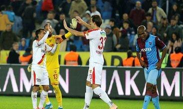 MAÇ SONUCU Trabzonspor 0-1 Göztepe MAÇ ÖZETİ