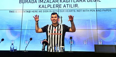 Beşiktaş'ın 'Pitbull'undan 'Melo' yorumu