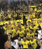 Erkekler Kupa Volley finalinde kazanan Fenerbahçe