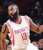 James Harden, Houston Rockets ile uzattı