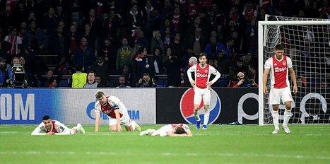 """""""Ajax'a son dakika dramı"""""""