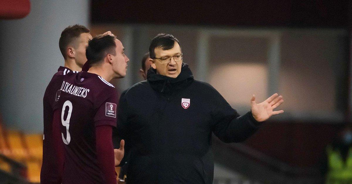 Uefa Letonya Takımını 7 Yıl Avrupa'Dan Men Etti !