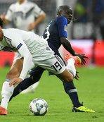 UEFA Uluslar Ligi'nde ilk gün karşılaşmaları sona erdi